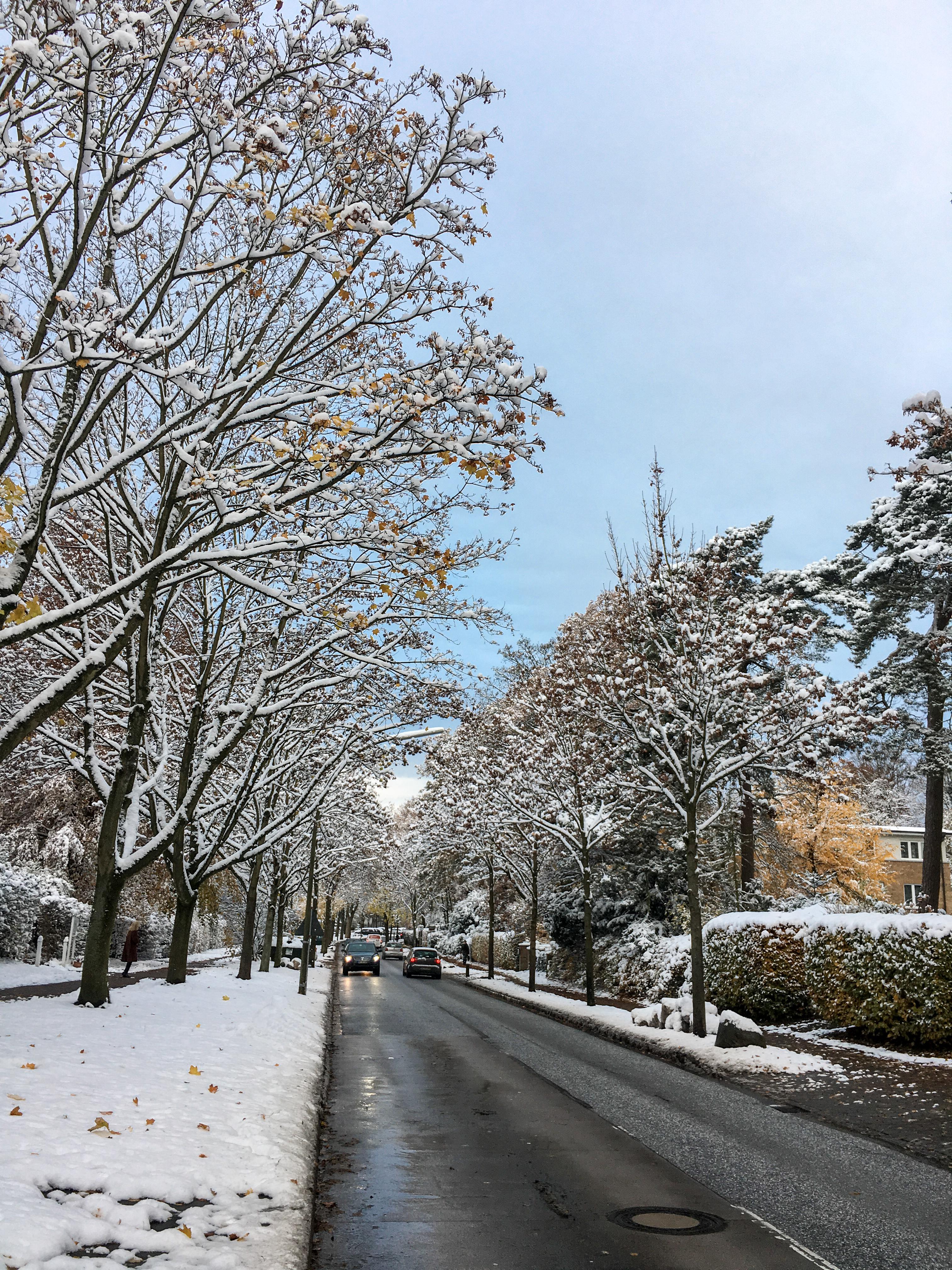 Winterstimmung Stadt