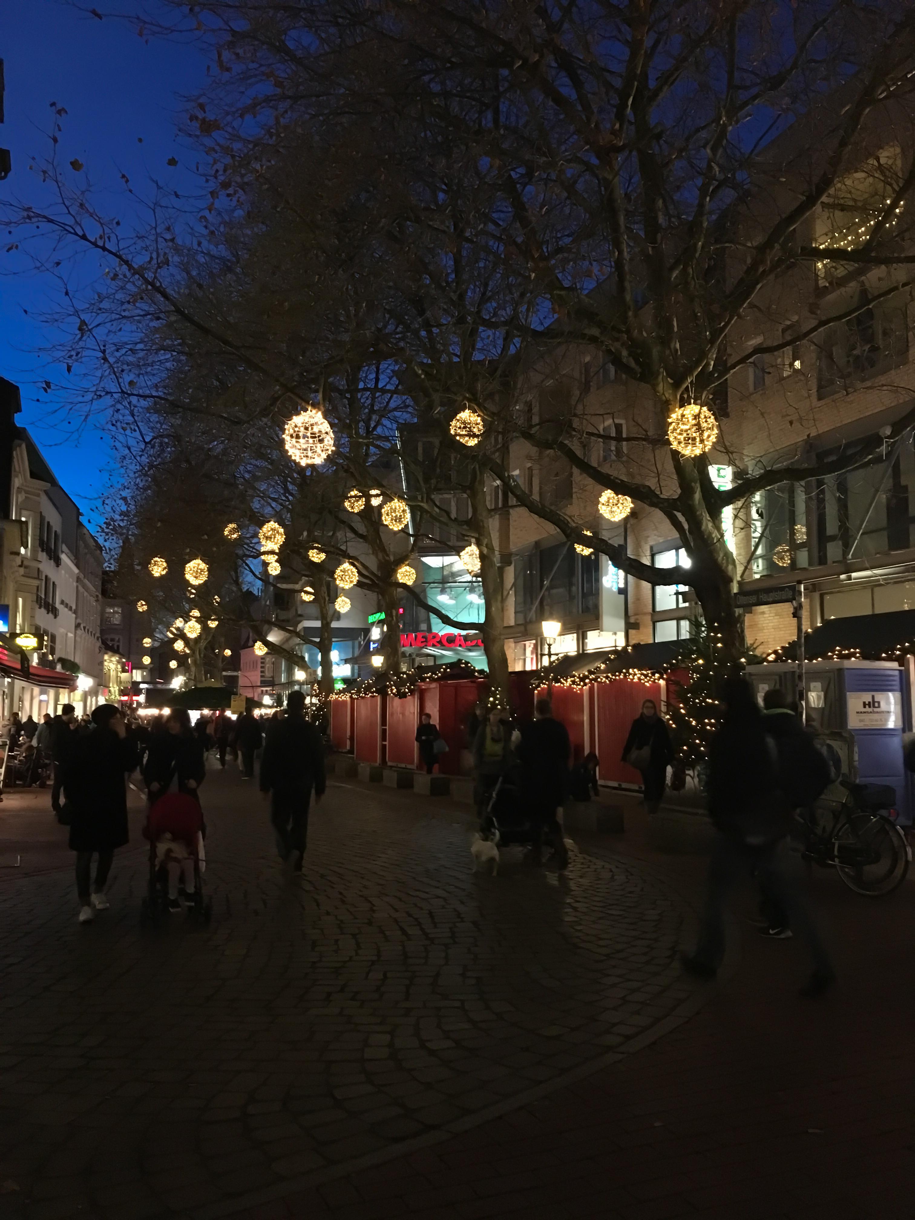 Weihnachtsmarkt Ottensen