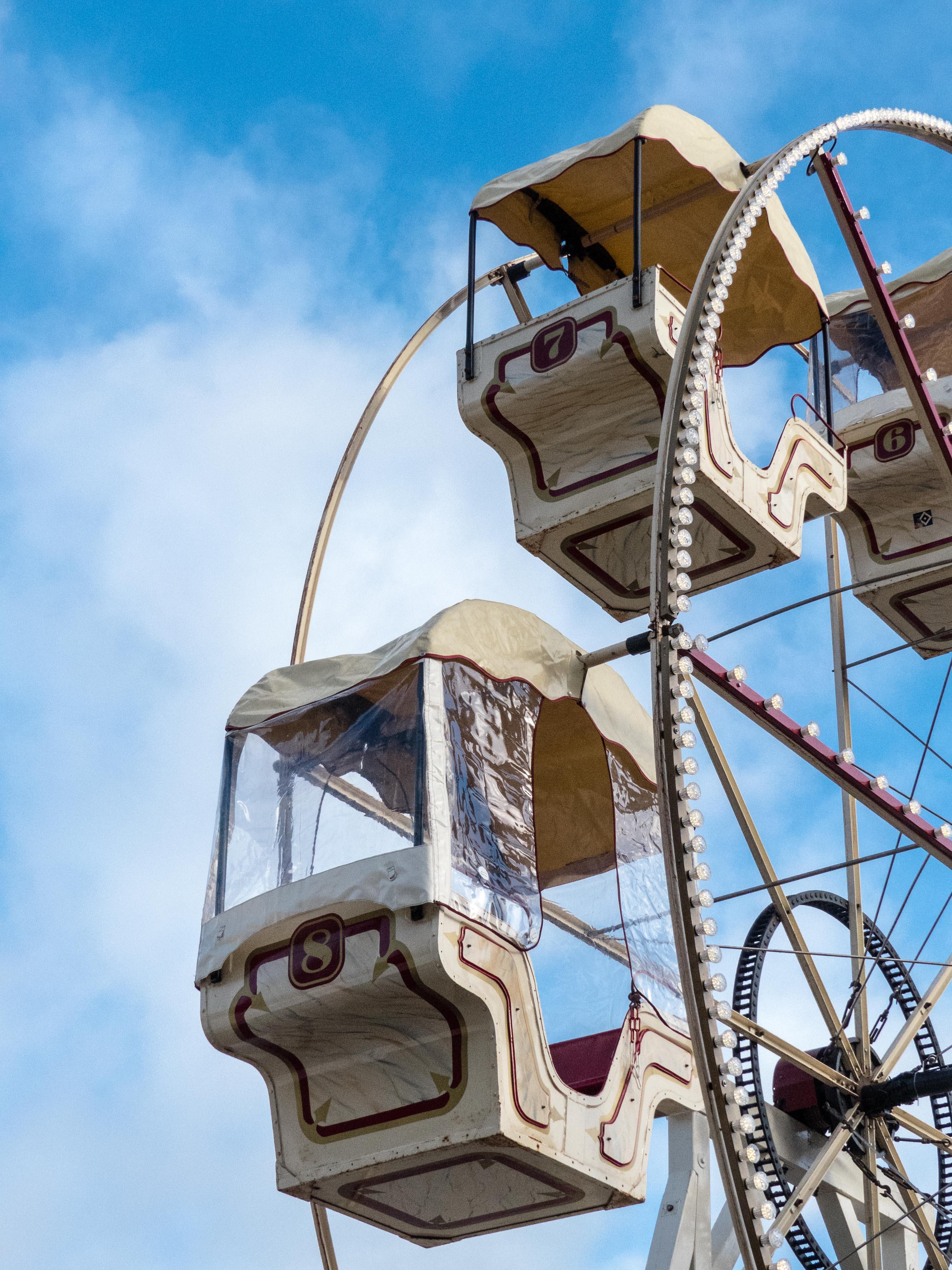 Riesenrad an der Alster