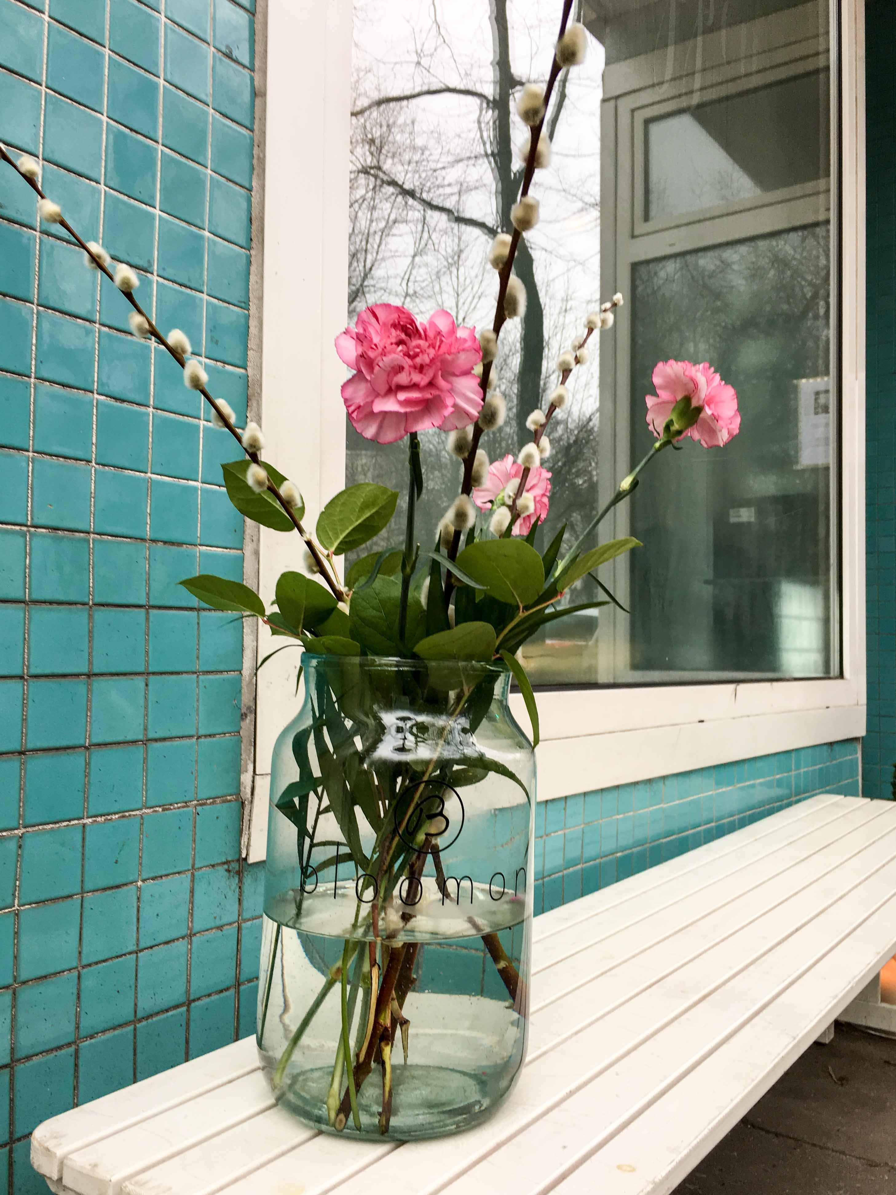 Blumengesteck