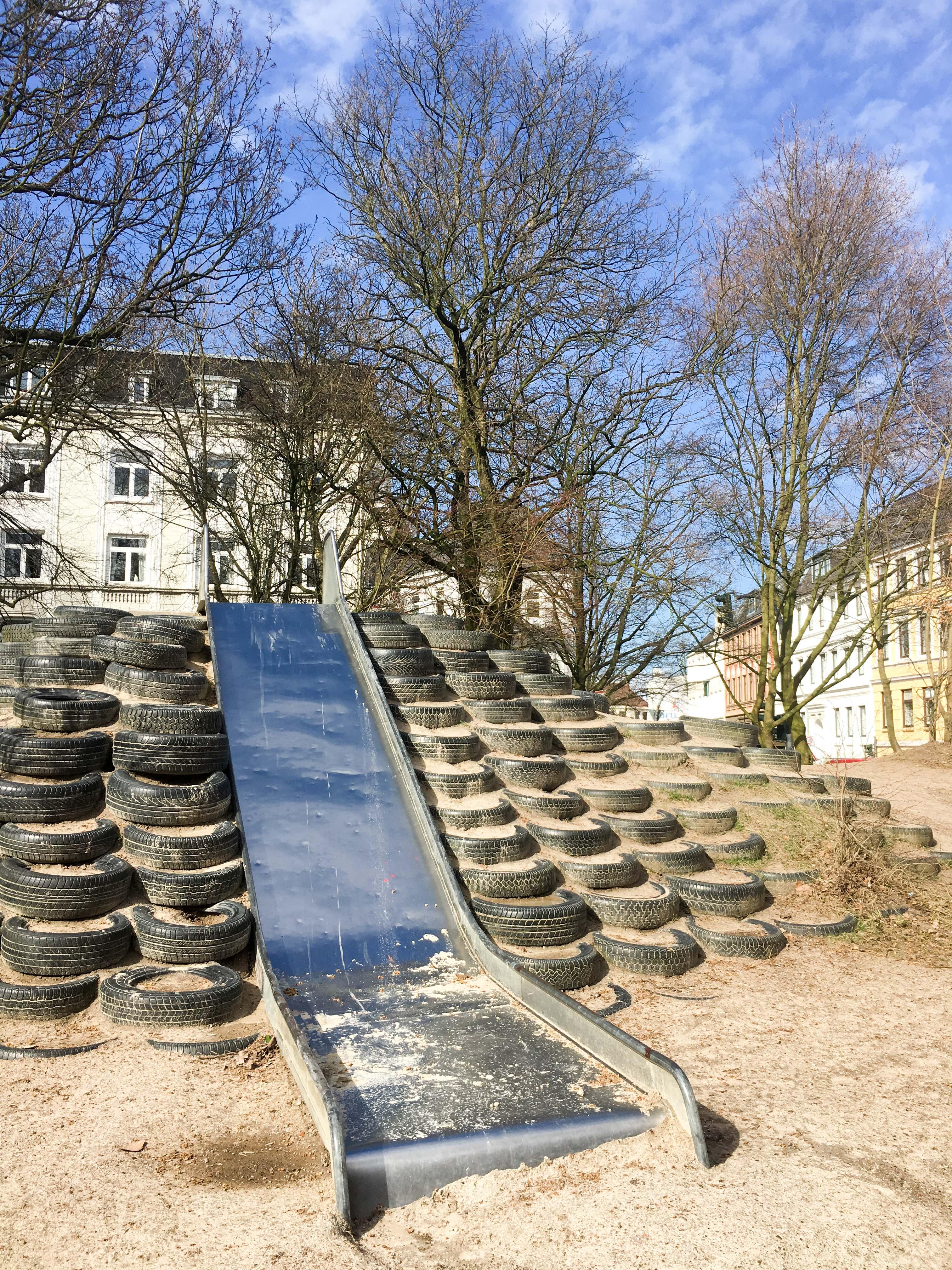 Spielplatz Rothestraße