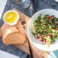 Taboulé Quinoa Salat