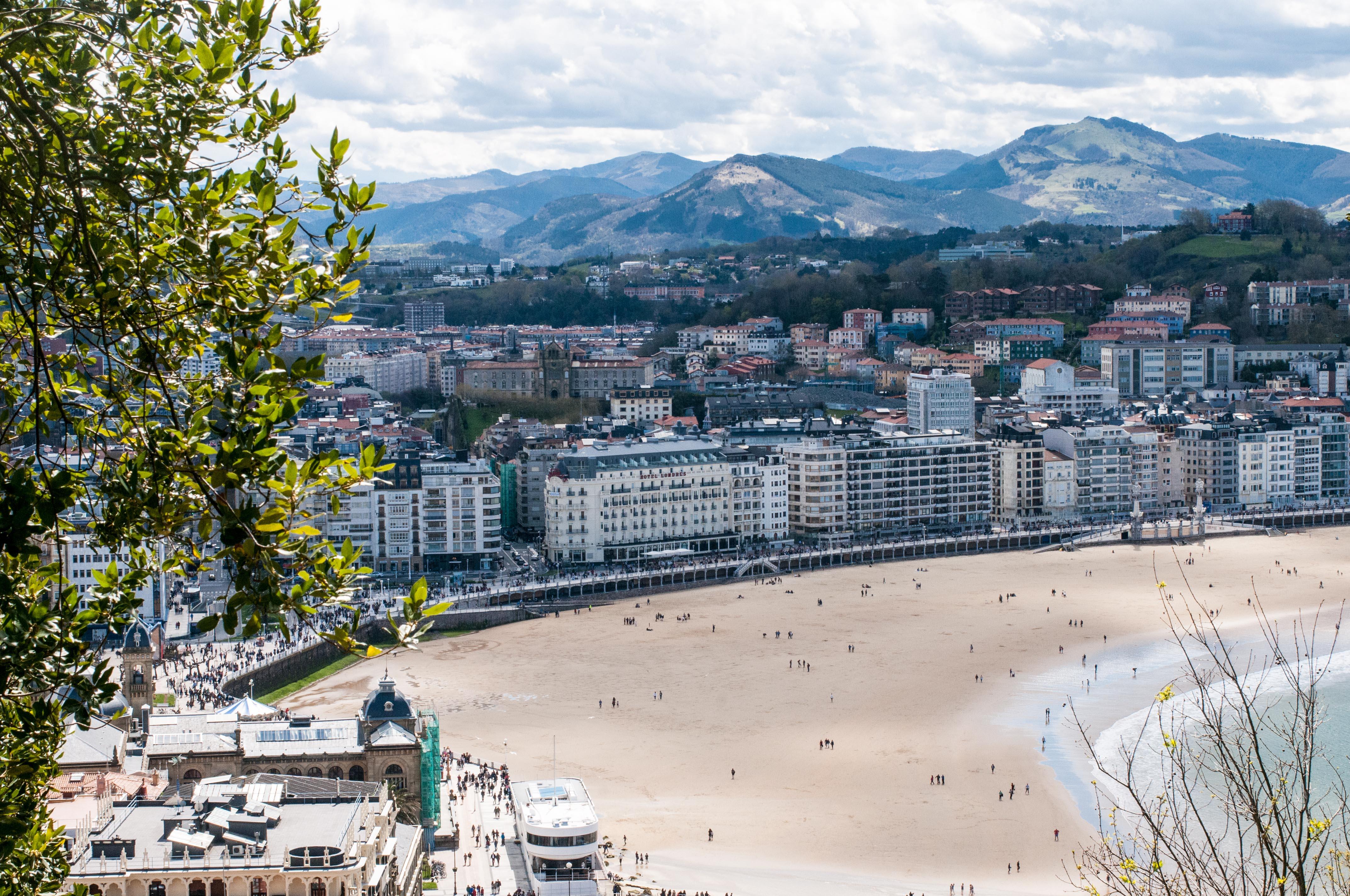 San Sebastián Baskenland