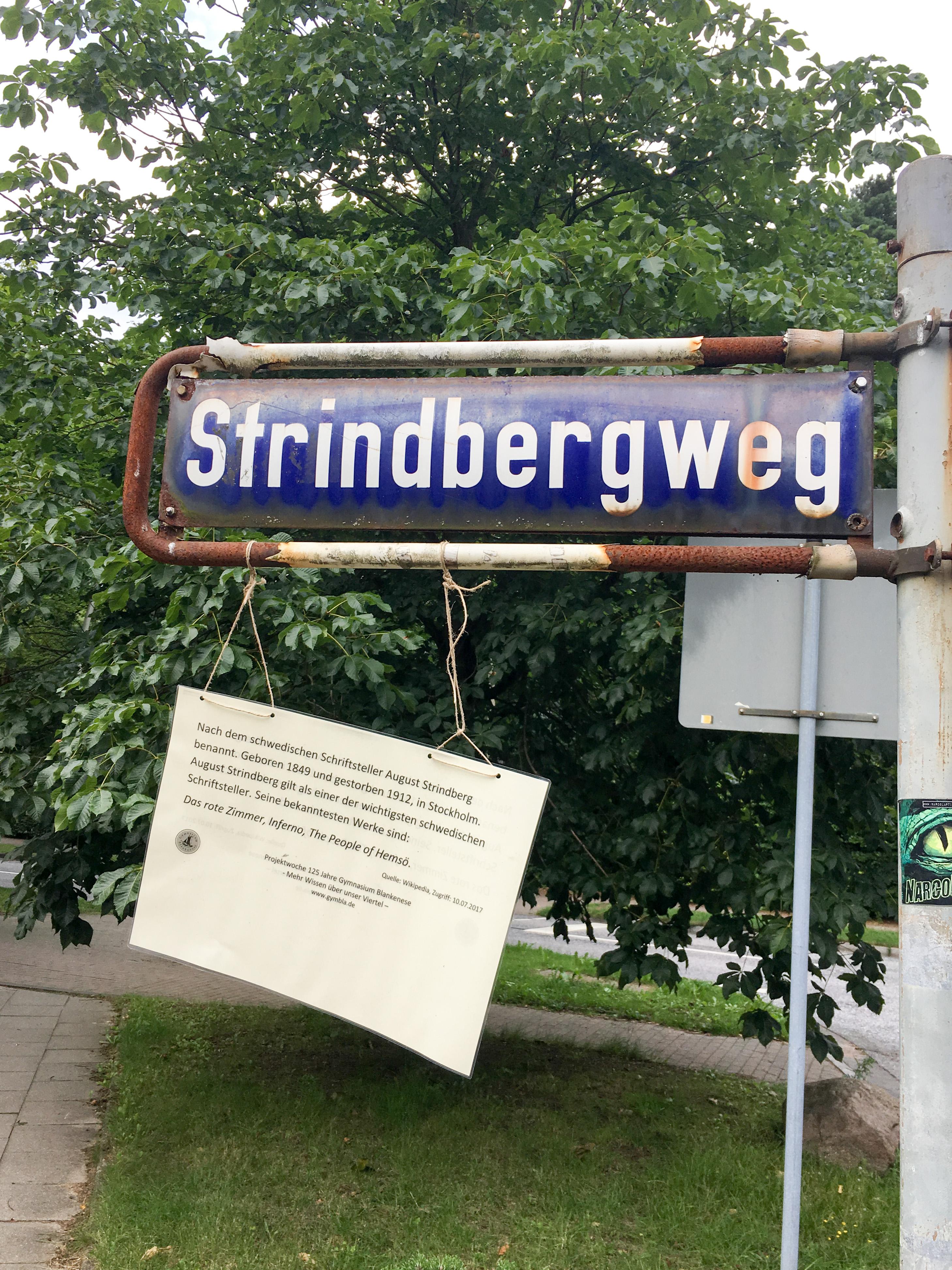 Strindbergweg