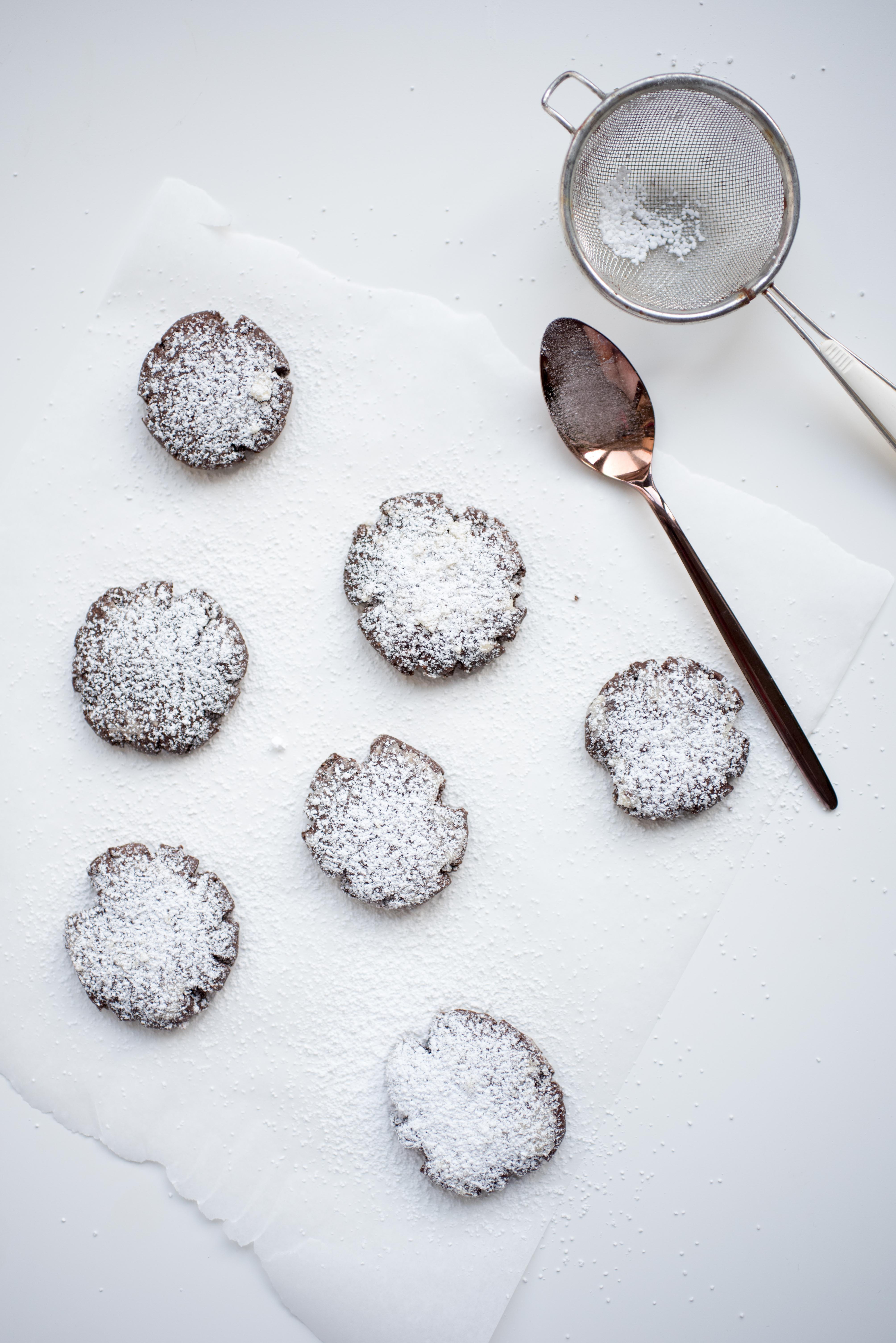 Schokoladenkekse glutenfrei