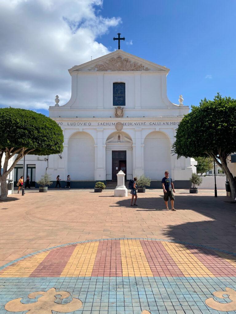 Church Església de Sant Lluís